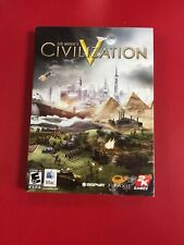 Sid Meier's Civilization V - Mac USED VGC L@@K