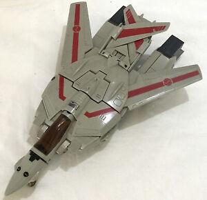 Vintage Robotech U.N. Space VF jet Fighter Toy