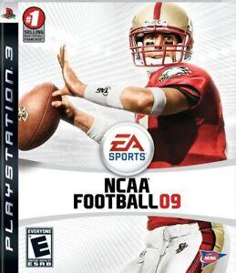 NCAA Football 09 - Playstation 3 Game
