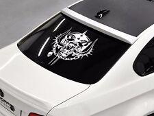 Motorhead band Rock metal music rear window hood body logo vinyl Stickers Decals