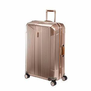 """NEW Hartmann 7R MASTER ROSE GOLD 73335-4357 30""""/80cm Large Luggage Spinner"""