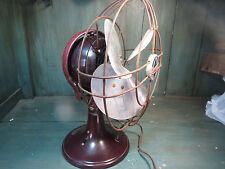 Ancien Ventilateur CALOR Bakélite Orientable Grand Modèle Vintage
