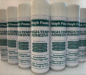 500ml HIGH-TEMP SPRAY ADHESIVE GLUE for vehicle interior trims up to 110℃