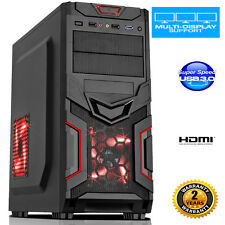 AMD FM2 DUAL CORE 3.7 GHz 8GB Desktop PC COMPUTER HDMI USB 3.0 - BAREBONE dp577