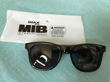 MEN IN BLACK INTERNATIONAL movie AMC IMAX promo BLACK SUN GLASSES toy MIB 4