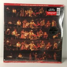 Talking Heads - The Name of This Band Is Talking Heads 2LP 180 Gram Vinyl NEW