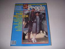 PEOPLE Magazine, May 3, 1982, TOM SELLECK, BESS ARMSTRONG, JOHN HINCKLEY, JR.!
