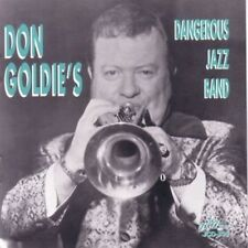 Don Goldie - Dangerous Jazz Band [New CD]