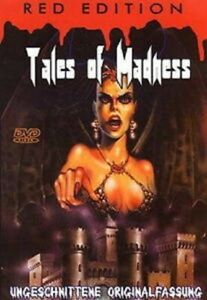 TALES OF MADNESS - Red Edition (DVD) NEU/OVP