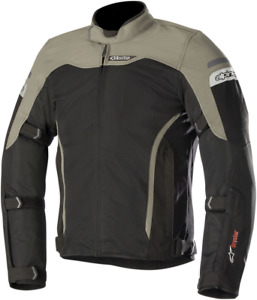 Alpinestars Leonis Drystar Air Jacket Black Green Yes