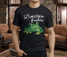 Silverchair Australian Rock Grunge Frogstomp CD Men's Black T-Shirt Size S-3XL
