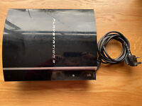 Sony PlayStation 3  PS3 Console - CECHK03 FAULTY FOR SPARES OR REPAIR