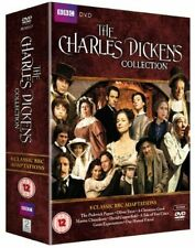 The Charles Dickens Collection BBC 12 Disks Region 4 DVD