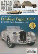 RETROVISEUR 330 PORSCHE 718 RSK 1959 PUMA GTE MERCEDES C111 CITROEN 2CV A 1951