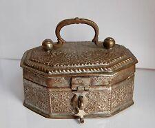 Copper Box Indian Antiques