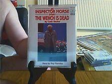The Wench is Dead-Colin Dexter Audio Cassette Listen for Pleasure
