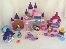 LEGO DUPLO Disney Princess Castle Cinderella Sleeping Beauty 144pc