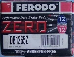 Rear Disc Pads  Honda Accord, Integra & more (see details)