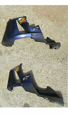 CARENA LATERALE INFERIORE SX CBR RR 929 FAIRING HULL LEFT