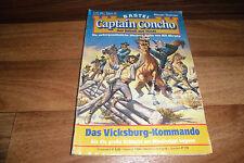 Capitano Concho # 50 -- l'Vicksburg-comando // il ribelle dal Texas 1984