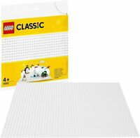 Lego Classic Building Accessories White Baseplate base plate 11010  32x32 studs