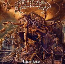 Ritual Zombi - Avulsed (2013, CD NUEVO)