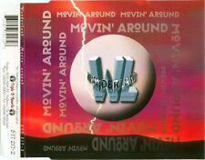 WONDERLAND - Movin' around 5TR CDM 1995 HAPPY HARDCORE
