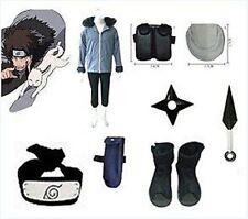 Naruto Kiba Inuzuka Cosplay Costume full set