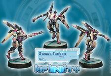 Infinity - ALEPH: Garuda Tactbots (HMG) 280810