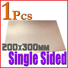 1 Pcs Copper Clad Laminate Circuit Boards FR4 PCB 200mm x 300mm Single Sided