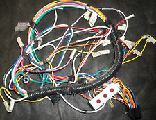Nice Used Frigidaire Dishwasher Complete Wiring Harness with Leds 154418201