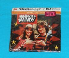 vintage MORK & MINDY VIEW-MASTER REELS packet new/sealed