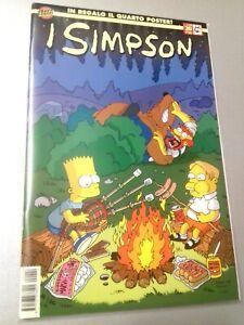 I Simpson n. 20 + poster ed Macchia Nera Bongo comics in italiano Matt Groening