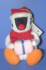"Pingu Penguin Pinga X'mas Plush doll BANPRESTO 7.6"""
