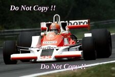 Bruno Giacomelli McLaren M26 Belgian Grand Prix 1978 Photograph