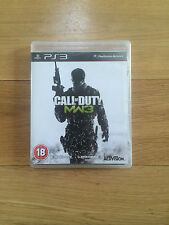 Call of Duty: Modern Warfare 3 (MW3) para PS3 * Sin Manual *