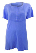 Evans Short Sleeve Stretch Casual Tops & Shirts for Women