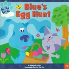 Blue's Egg Hunt (Blue's Clues) by Reber, Deborah, Good Book