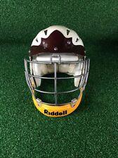 Old School Riddell Lacrosse Helmet