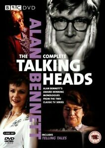 Talking Heads: The Complete Collection Dvd Brand New & Factory Sealed (1988)
