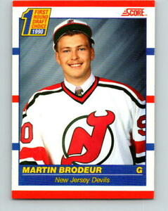 1990-91 Score Canadian #439 Martin Brodeur MINT RC Rookie New V33304