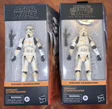 Star Wars Black Series Remnant Trooper 6? 2x Lot