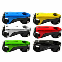 3K Full Carbon MTB Road Bike Stem Cycling Handlebar Stems Glossy 80/90/100/110mm