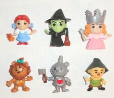 Mcdonalds WIZARD of OZ 2013 75th Anniversary Figure Lot COMPLETE Happy Meal Set
