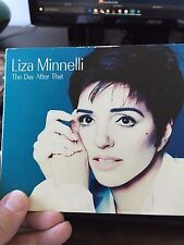 Liza Minnelli-The Day After That-3 Track CD Single-Spanish & French Versions!