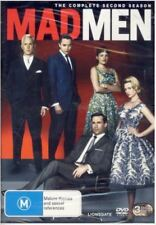 Mad Men : Season 2 (DVD, 2009, 3-Disc Set) The Complete Second Season