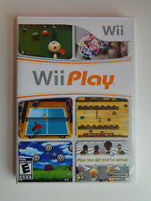 Wii Play Game Complete! Nintendo Wii