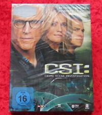 CSI Las Vegas Staffel 14 Teil 2, Limitierte Auflage, DVD Box Season 14.2, Neu