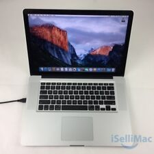 "Apple 2010 MacBook Pro 15"" 2.4GHz I5 320GB 4GB MC371LL/A + B Grade + Warranty!"