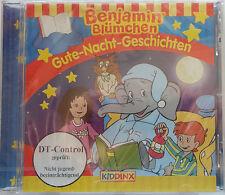 Benjamin Blümchen CD Gute - Nacht - Geschichten NEU & OVP noch in Folie
